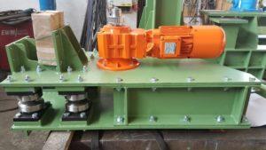 Sondermaschinenbau, Schwermaschinenbau für Stahlwerke, Walzwerke, Hüttenwerke, Sinteranlagen